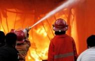 Kebakaran Mapolda Jateng Diduga karena Korsleting Listrik
