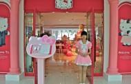 Kuliner Hong Kong Dilengkapi Restoran Hello Kitty