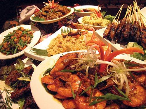 Food Syariah Tumpuan Wisata Halal