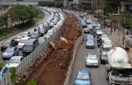 Mafia Tanah Diduga Hambat Proyek MRT