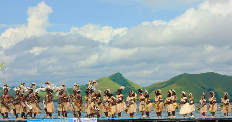 Festival Danau Sentani ke VIII dibuka