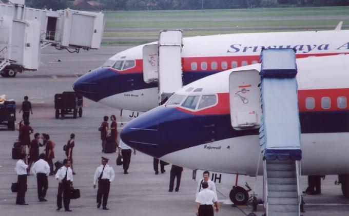 Sriwijaya Air Berlakukan Satu Tiket Dua Maskapai