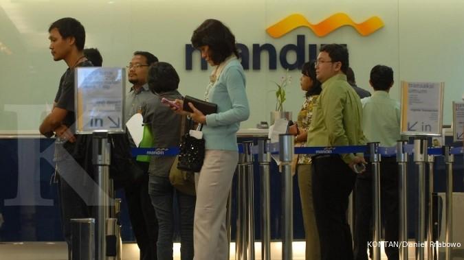 Bank Mandiri Kucurkan Kredit Sindikasi Rp47,6 T