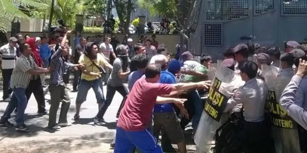 Satpol PP Kota Makassar Sering Konsumsi Miras Karena Mantan Preman