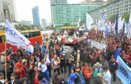 Amankan Demo Buruh di DPR, 6 Ribu Personel Gabungan Disiagakan