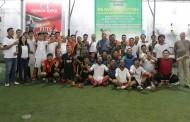 Puspayoga Buka Kejuaraan Futsal Memperebutkan Piala Menkop dan UKM 2015