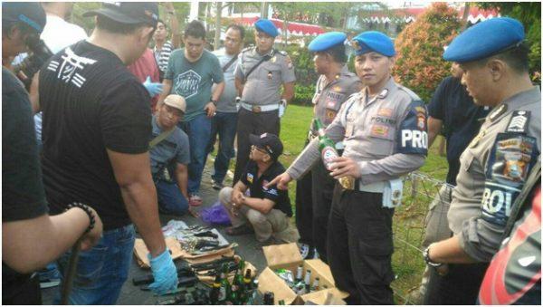 Oknum Satpol PP Kota Makassar Ada yang Lulusan Preman