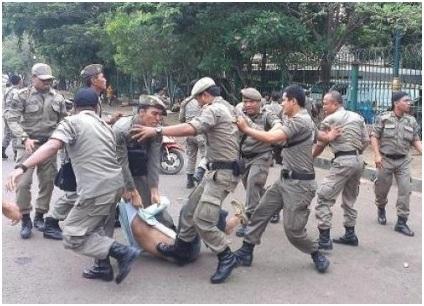 Preman Lorong Direkrut Jadi Satpo PP Makassar