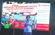 270 Konsumen FIFGROUP Kantongi Tiket Nonton MotoGP di Sepang