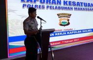 Kapolres Pelabuhan: Aplikasi IT Permudah Masyarakat Lapor Polisi