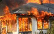 Mulia di Papua Mencekam, Puluhan Rumah Terbakar