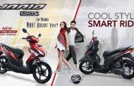 Honda Vario Series Dongkrak Ekspor Motor di Kuartal I/2019