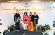 Bintang Puspayoga: Smesco Designer Parade 2017 Kebanggaan Miliki Brand Lokal