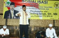 Keadilan Sosial Jadi Tanggung Jawab Bersama