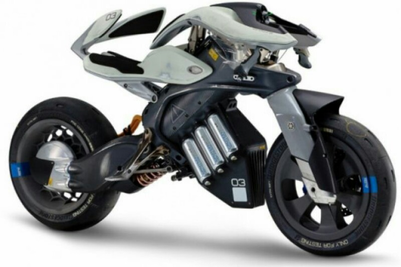 Yamaha Motoroid, Motor Robot Mampu Berinteraksi dengan Manusia