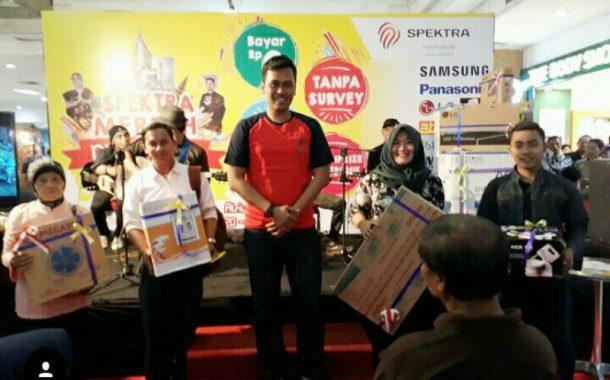Ekonomi Membaik, SPEKTRA Siap Penuhi Kebutuhan Masyarakat Semarang