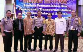 Alasan Transportasi Online Tidak Tepat untuk Revisi UU Lalu Lintas