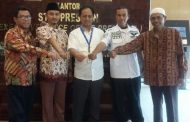 Dukung Bela Negara, Fosil Pers Dapat Apresiasi Presiden Jokowi