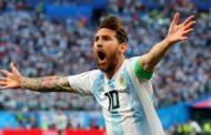 Argentina Lolos 16 Besar, Messi: Tuhan Tak Biarkan Kami Tersingkir