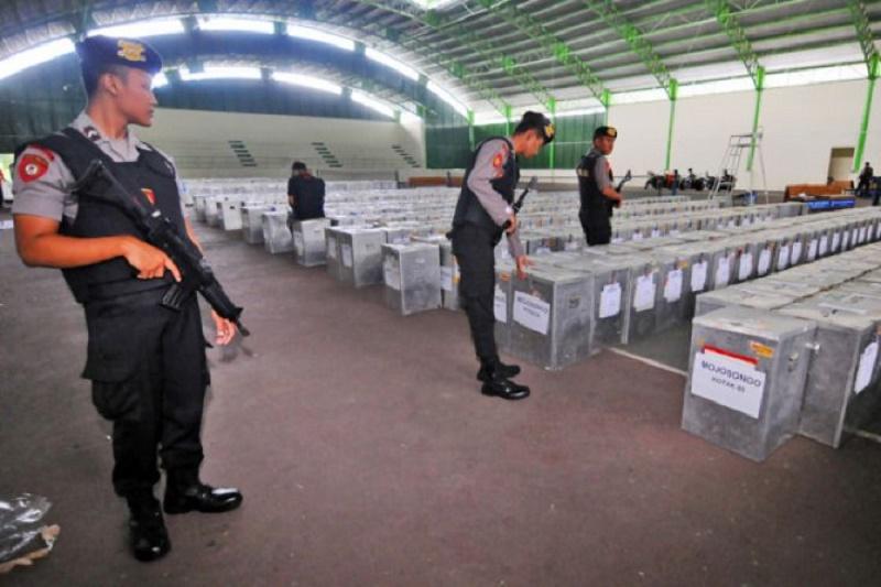 Hari Ini, 17 Provinsi, 115 Kabupaten, 39 Kota Tentukan Pemimpin Baru