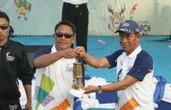 BNI Dukung Kirab Obor Asian Games di Raja Ampat