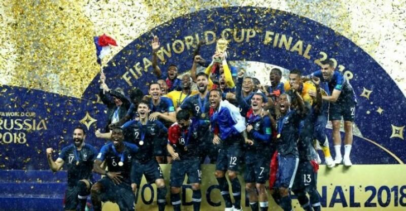 Prancis Juara Piala Dunia 2018, Kantongi Hadiah Rp 513 Miliar