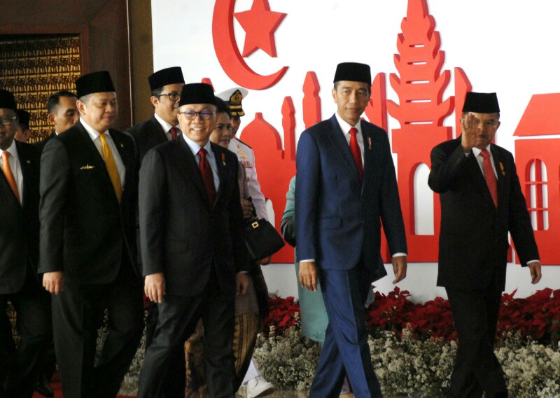 Pilkada Serentak Aman, Jokowi: Pemilu akan Berlangsung Damai