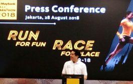10.749 Pelari Ikuti Maybank Bali Marathon 2018