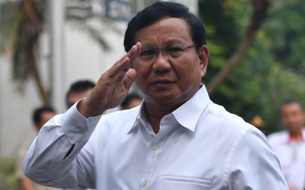 Wou, Kekayaan Prabowo Rp 1,9 Triliun