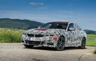 Pekan Depan, BMW Seri 3 Generasi Ketujuh Meluncur