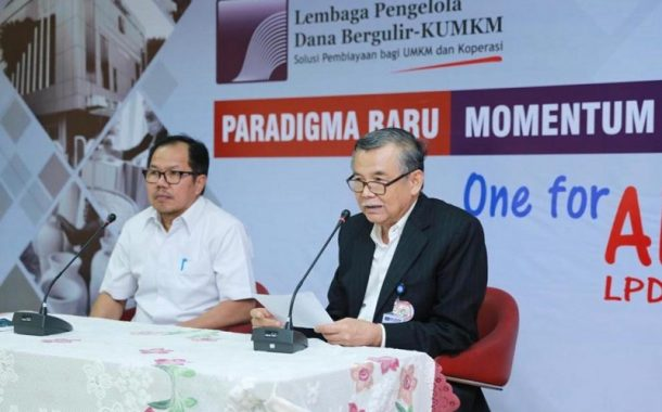Gandeng BSR Center, LPDB Serius Cegah Terjadinya Korupsi