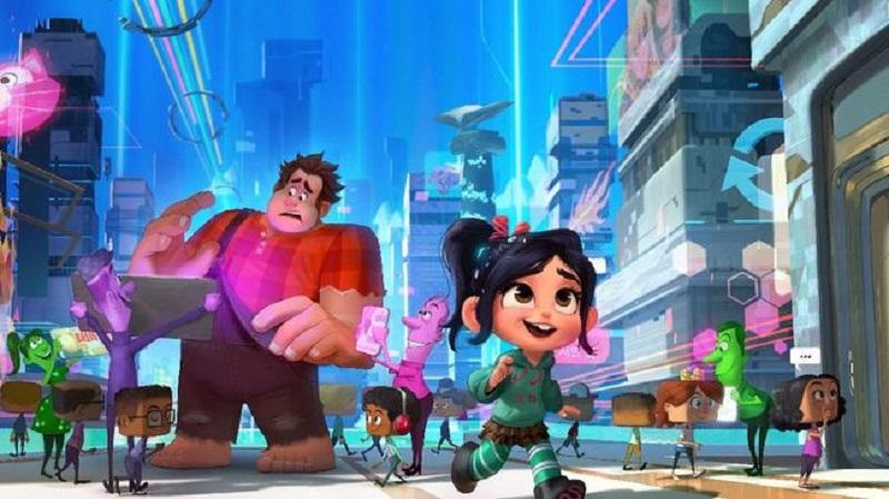 Disney Targetkan Debut Rp1 T dari 'Ralph Breaks the Internet'