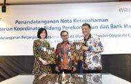 Mandiri Siapkan Layanan Perbankan bagi Pegawai Kemenko Perekonomian