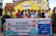 Roadshow ke Lhokseumawe, SAFARI Berikan Layanan Terbaik bagi Warga