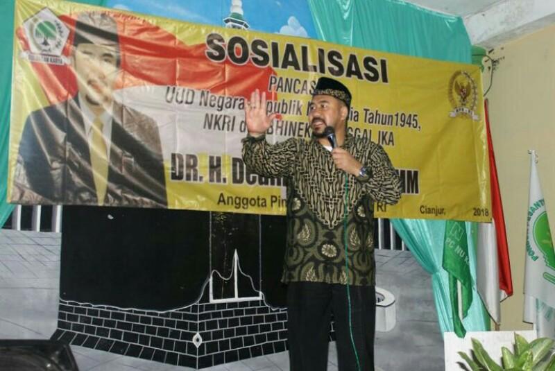 MPR: Indonesia Adalah Negara Beragama