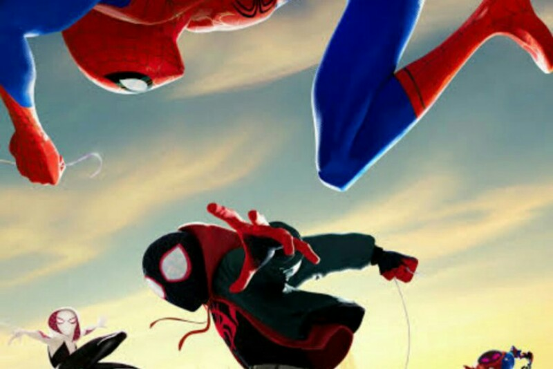 """Spider-Man: Into the Spider-Verse"" Raih Debut 35 Juta Dolar AS"