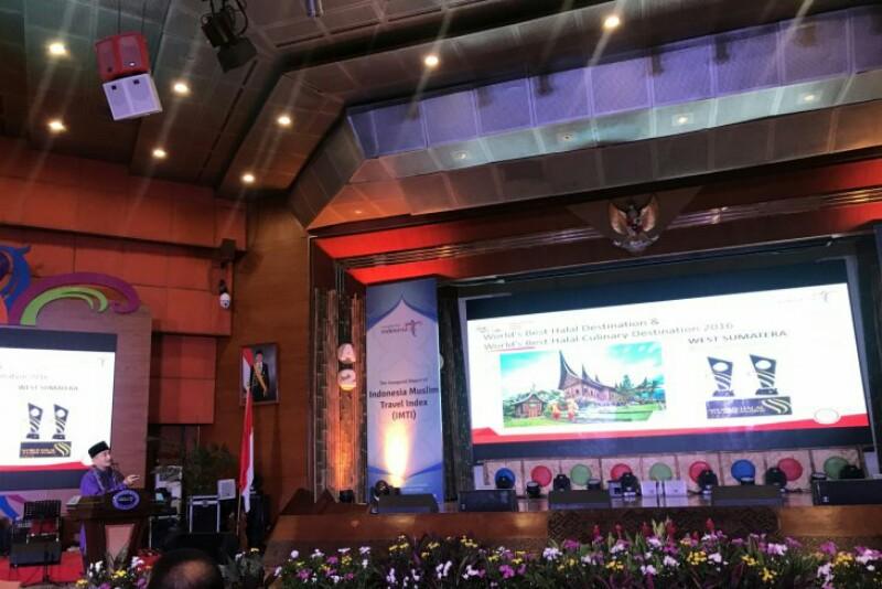 5 Juta Wisman Wisata Halal Bakal Kunjungi Indonesia