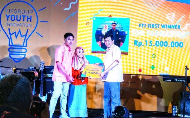 FIFGROUP LP p Youth Innovation, Margono: Kami Apresiasi Ide Mahasiswa