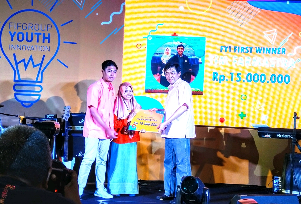 FIFGROUP LP p Youth Innovation, Margono: Kami Apresiasi Ide Mahasiswa