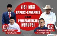 Debat Capres, Prabowo: Akar Masalah yaitu Gaji para Penegak Hukum