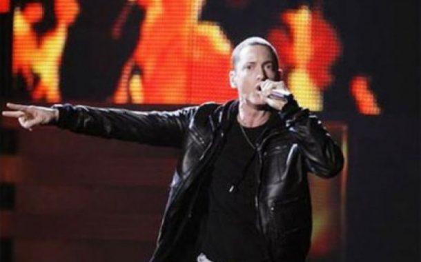 Eminem Menjual Album Terbanyak Sepanjang 2018