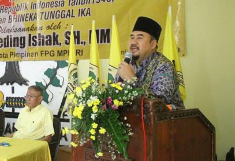 MPR Serukan Pererat Tali Persatuan Bangsa