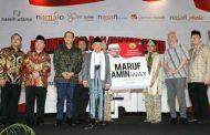 Luncurkan Buku, Ma'ruf Amin: Membangun Perekonomian Harus dari Rakyat