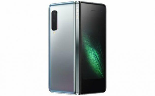 Samsung Perkenalkan Ponsel Lipat Galaxy Fold