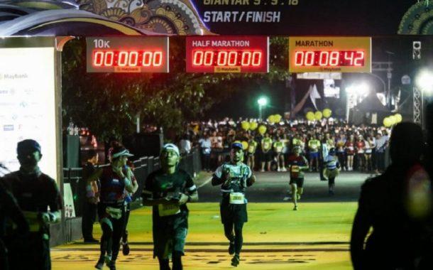 8 September, Maybank Gelar Bali Marathon 2019