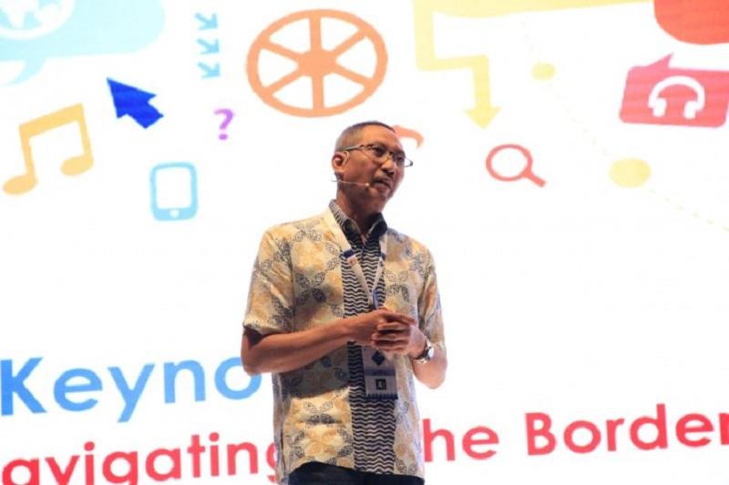 "Telkom Jadikan Indonesia ""Global Digital Hub"""