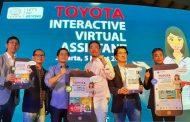 TARRA, Layanan Virtual Assistant dari Toyota