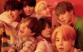 Musik K-Pop, BTS jadi Grup Terlaris