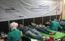 MTF Gelar Donor Darah di 10 Tempat, Targetkan 500 Kantong