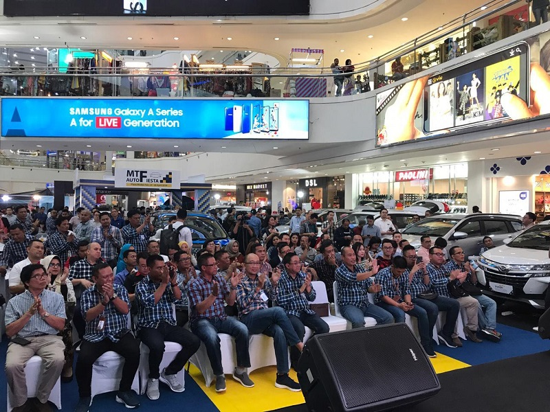 MTF: Kami Siap Layani Pembiayaan Kendaraan Warga Medan